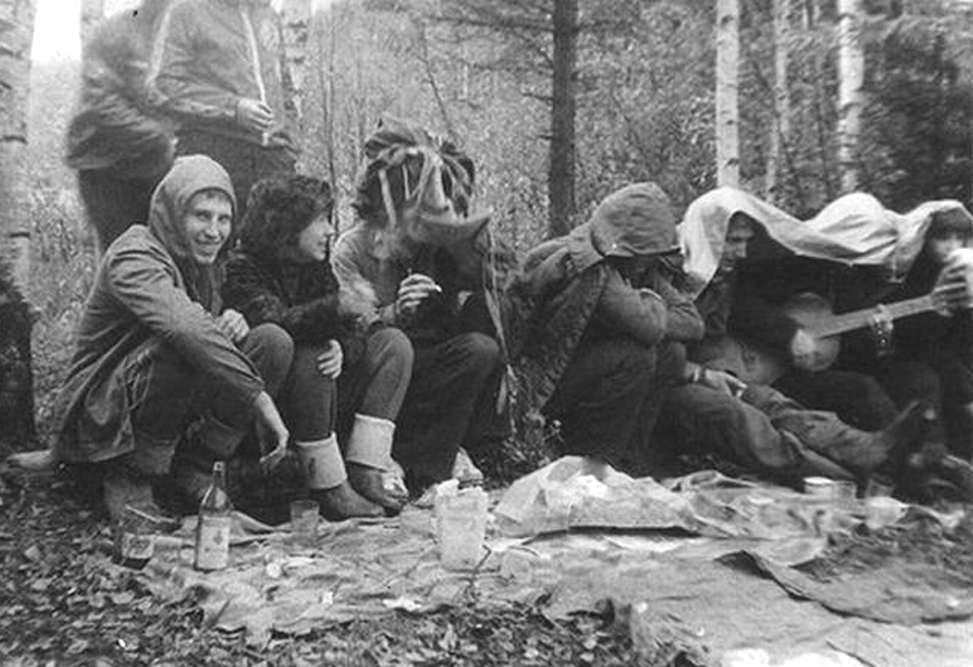 Частные фото жителей СССР (125 фото) .